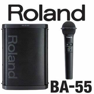 ワイヤレスマイクRoland BA-55